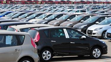 Les immatriculations de voitures neuves en baisse de 25,38% en avril.