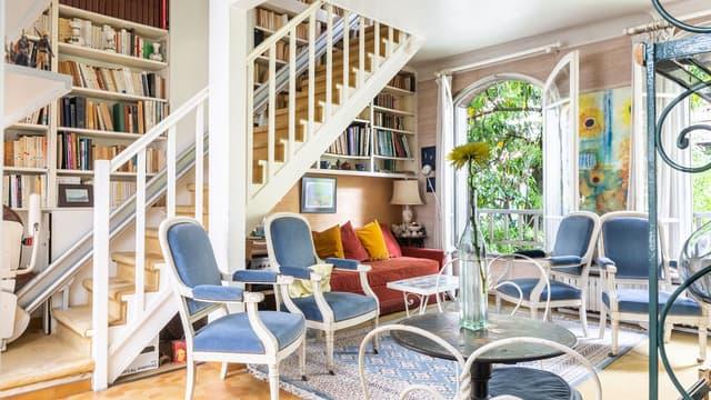 Cette superbe maison fait 175 m2.