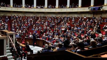 A l'Assemblée nationale, le 11 décembre 2018.