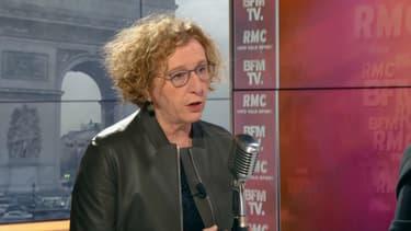 Muriel Pénicaud sur BFMTV et RMC.