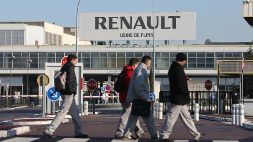 Renault: les voitures qui sortiront de l'usine Flins seront bientôt toutes d'occasion