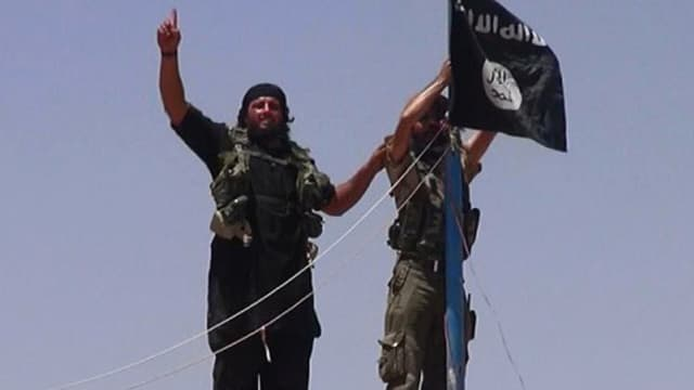 Le groupe Etat islamique est l'un des mouvements terroristes opérant en Syrie.