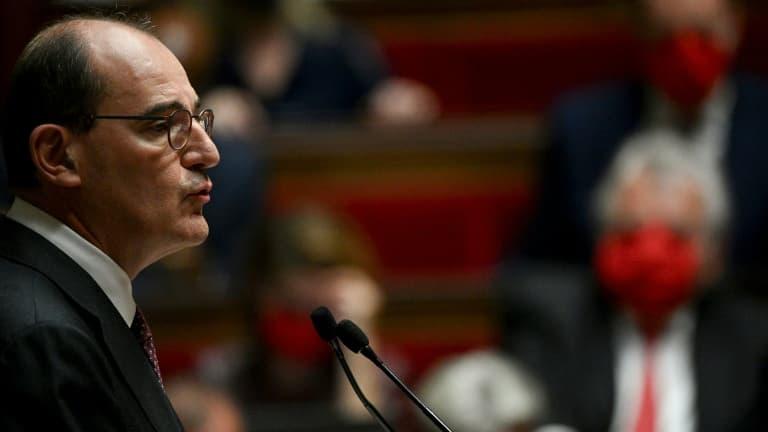 Plan de relance: 35 milliards d'euros financés par l'Europe, selon Castex