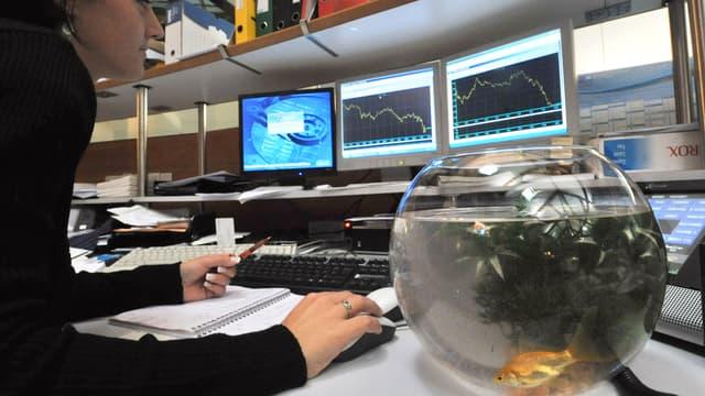 Retour du CAC40 sur ses niveaux de juin 2008, juste avant la dégringolade de Lehman Brothers.