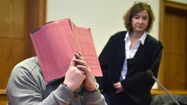 L'ex-infirmier Niels Högel lors de son procès.
