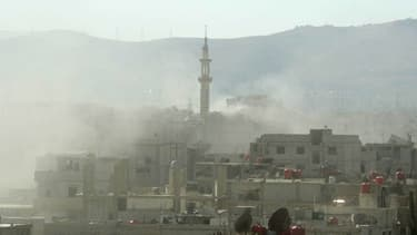 Le programme de destruction des armes chimiques syriennes a commencé début octobre. (photo d'illustration)