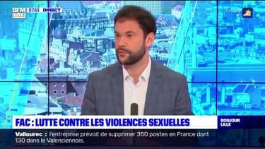 """""""L'université doit être un lieu sécurisé"""" : Sandrine Rousseau, vice-présidente de l'Université de Lille détaille les mesures prises pour lutter contre les violences sexuelles"""