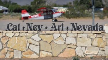 Le village de Cal-Nev-Ari est à vendre.