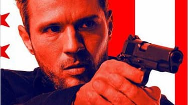 """Ryan Philippe dans la série """"Shooter""""."""