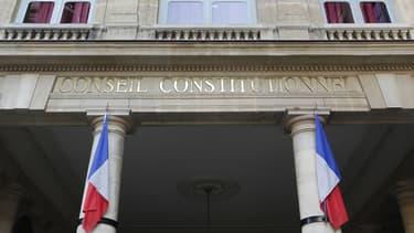 Les Sages ont été saisis par le conseil d'Etat sur une QPC.