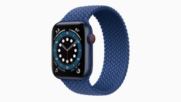 L'Apple Watch Series 6 d'Apple