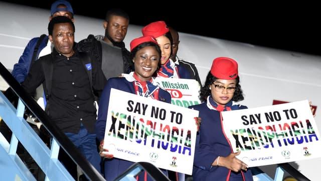 Allen Ifechukwu Athan Onyema, qui a fondé Air Peace en 2013, s'est fait bien voir des Nigérians récemment en rapatriant d'Afrique du Sud des centaines de compatriotes victimes d'une vague de violence xénophobe, en août et début septembre.