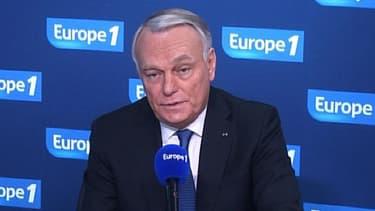 Le Premier ministre Jean-Marc Ayrault, ce jeudi matin sur Europe 1.