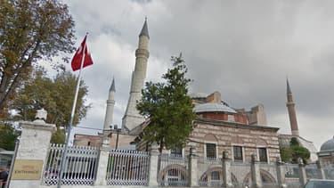 Sainte-Sophie à Istanbul - Image d'illustration