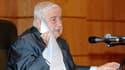 Le ministre syrien des Affaires étrangères Walid al Moualem. Les pressions diplomatiques se sont intensifiées lundi sur la Syrie de Bachar al Assad, qui, avec l'appui de la Russie, leur résiste en excluant de subir le même sort que la Libye de Mouammar Ka