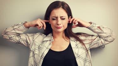 Les personnes qui souffrent de misophonie ne supportent pas certains bruits.