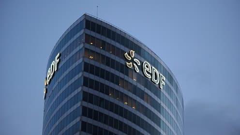 Bercy chercherait à vendre 15% d'EDF.