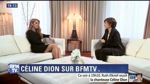 """Retour sur la scène parisienne: """"Je sens que je dois être ici pour René"""", Céline Dion"""