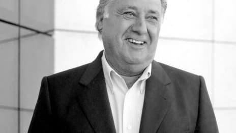 La fortune d'Armancio Ortega s'élève à 46,6 milliards de dollars.