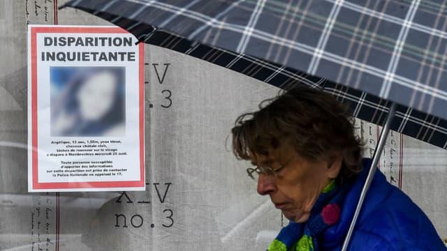 Le principal suspect du meurtre d'Angélique était inscrit au fichier des délinquants sexuels.