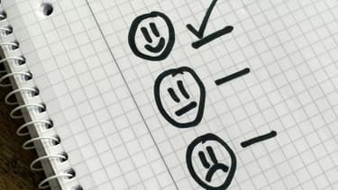 Plusieurs start-up proposent de mettre en place des questionnaires pour sonder l'humeur des salariés.