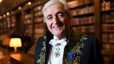 Jean-Loup Dabadie en 2016