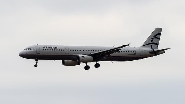 """""""C'est un beau jour pour la Grèce et certainement un très bon jour pour Aegean et Airbus"""", a souligné Tom Enders."""