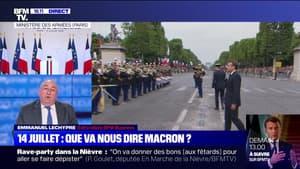 Story 4 : Que va nous dire Emmanuel Macron ce 14 juillet ? - 13/07