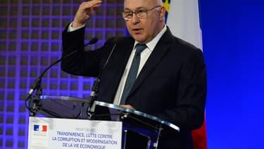 Michel Sapin pourrait dévoiler un nouveau geste fiscale pour les particuliers.