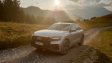 Le Q8, le nouveau fleuron premium des SUV Audi