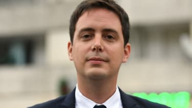 Le conseiller régional RN d'Occitanie Yoann Gillet