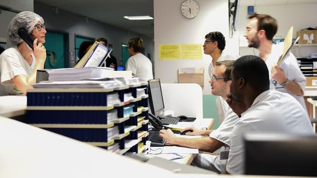 Les tarifs des hôpitaux vont baisser en 2017.
