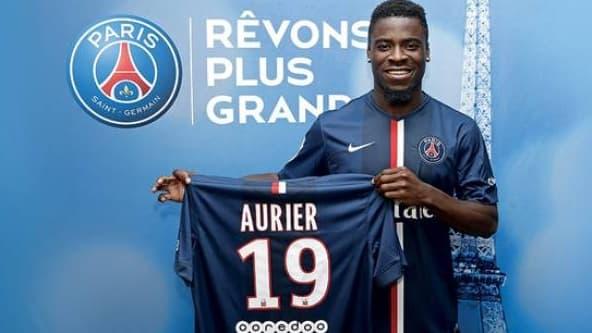 Serge Aurier devait rejoindre le PSG.