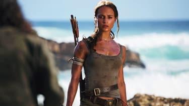 Alicia Vikander dans la peau de Lara Croft