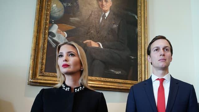 Le couple n'est pas rémunéré pour son travail de conseillers à la Maison-Blanche mais il en a pas vraiment besoin.