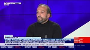 Stéphane Ellia (Immoshoot) : Grâce à une simple photo, Immoshoot donne accès à l'exhaustivité des informations contenues dans les panneaux immobiliers - 25/10