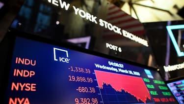 Les bourses ont terminé dans le rouge vendredi