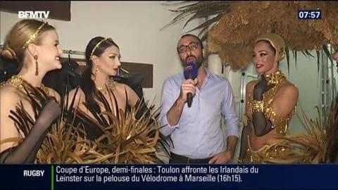 """Le Lido présente son nouveau spectacle """"Paris Merveilles"""""""