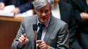 Le ministre de l'Agriculture Stéphane Le Foll à l'Assemblée nationale.