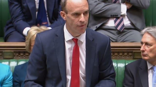 Dominic Raab, le nouveau ministre du Brexit.