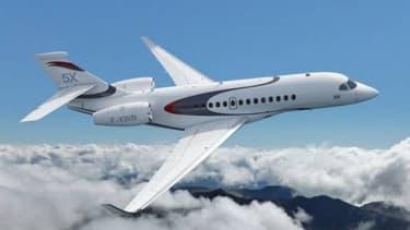 Le prix estimé du Falcon 5X est de 45 millions de dollars.