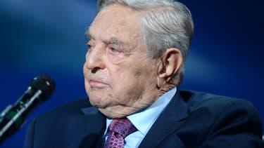George Soros était un fervent soutien d'Hillary Clinton.