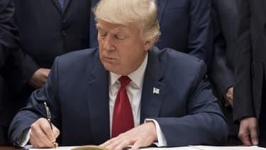 Les décrets anti-immigrations de Donald Trump sont dans le viseur des entreprises de la Silicon Valley.