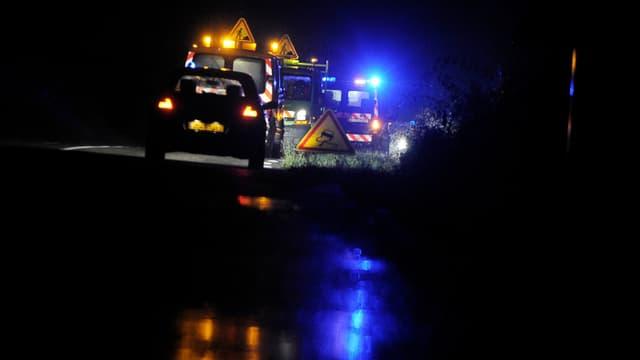 Le drame s'était produit la semaine dernière, dans la nuit de mercredi à jeudi, sur une route de Normandie.