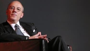 Stéphane Richard, ancien directeur de cabinet de Christine Lagarde à Bercy