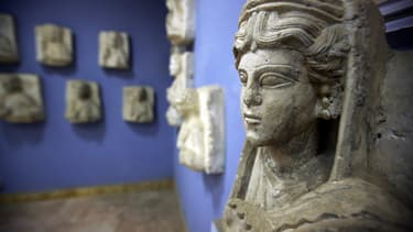 Les principales pièces du musée de Palmyre ont été évacuées vers Damas.