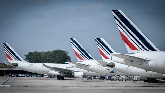 Les pilotes d'Air France menacent de faire à nouveau grève