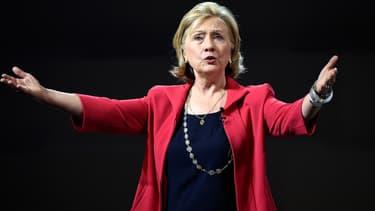 Hillary Clinton le 5 septembre 2014