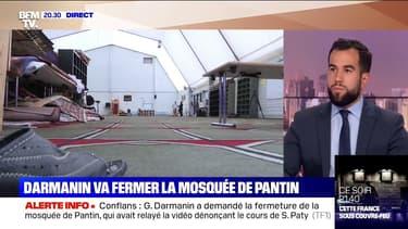 Pourquoi Gérald Darmanin a demandé la fermeture de la mosquée de Pantin ?