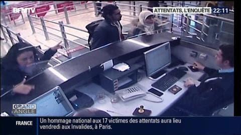 Grand Angle: L'enquête sur les attentats continue - 12/01